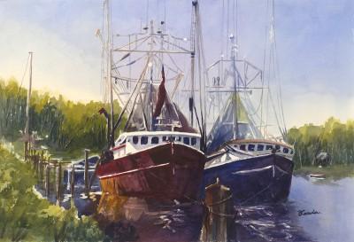 Carabelle Wharf