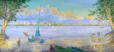Our Sarasota (Original Painting)