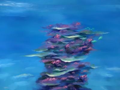 Coral Pillar