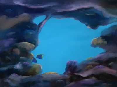 Sea Cavern