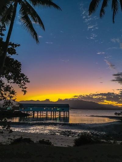 Evening Paradise