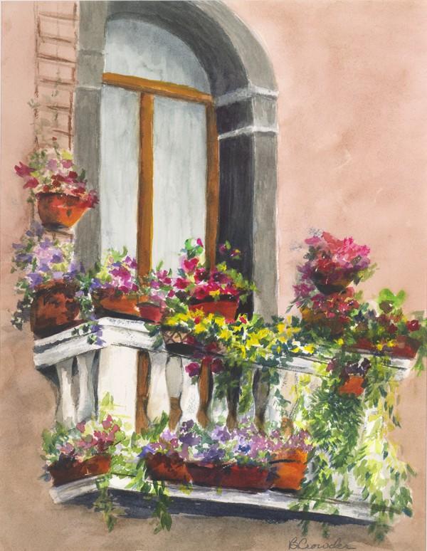The Balcony Verona