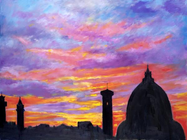 Firenze di Sera