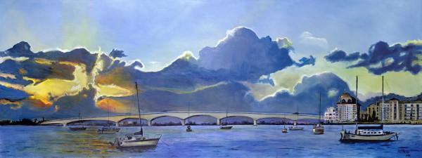 Ringling Bridge Sunset